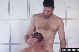Big dick gay anal sex and cumshot 4