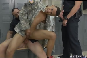 Naked gay cop guys Stolen Valor