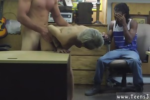 Girl gets fucked by two guys at the same time and webcam with