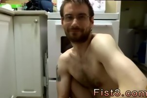 Old gay movie fist and cum from anal fisting first time