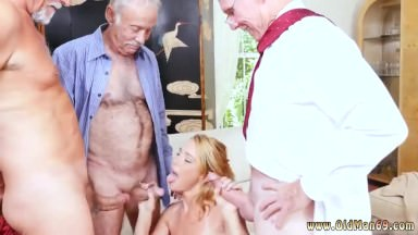 School girl and old teacher hd Frannkie And The Gang Tag Team A Door To