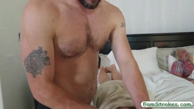 Rachael Cavalli pounded by her stepson