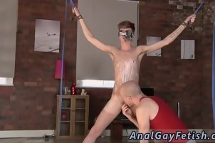 Teen bondage fuck black cock movie gay xxx Twink fellow
