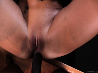 Black Dick In Naughty MILF