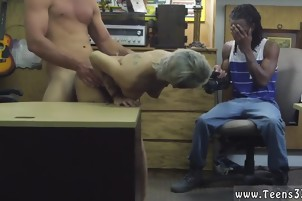 Public bathroom cam Fucking Your Girl In My PawnShop