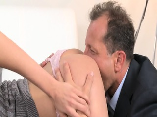 Hot Mommy Nancy Rides Cock