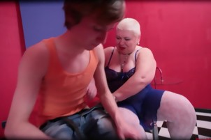 Teaching of BBW sex