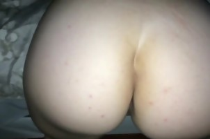 Doggy and Creampie POV with my wife