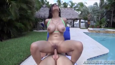 Awesome gangbang creampie and big booty white girls tits My first Creampie