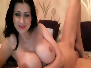 Very Attractive Big Boobs Romanian Cam Girl