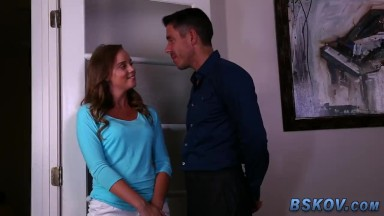 sex industry star babe licks dong