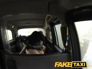 Fake taxi barely barely legal