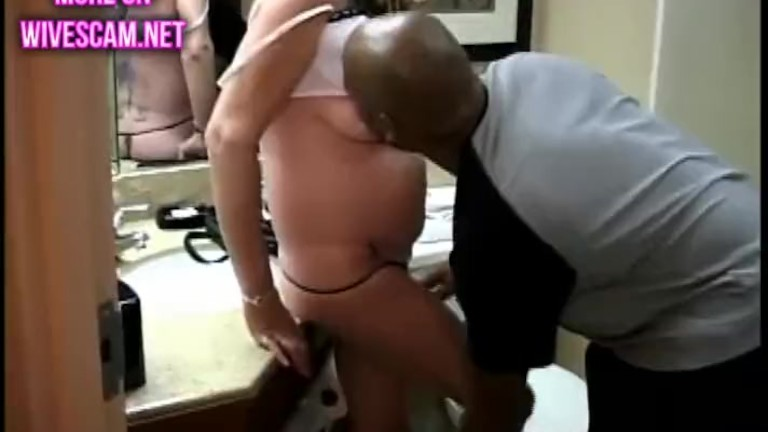 inexperienced busty housewife fuck black penis