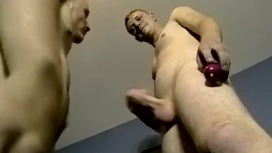 African amateur gay sex Bi bf poked And Jacked Off