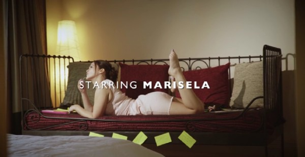 Marisela - The Writer (2018/MetArtcom/HD).