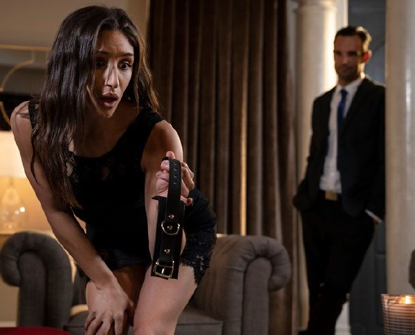 Abella Danger - The Invitation: Part three (2018/Babescom/HD).