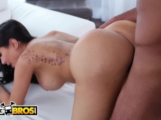 BAGBROS - Busty Latin adult movie star Lela Star Gets Her huge booty sexed By Stallio