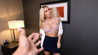 perv sonny tears up big-boobed step-mom christie