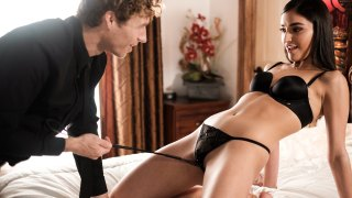 naughty wifey emily willis gets penalty for being bad