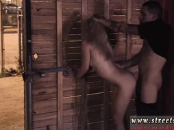 brutal fake penis ass-fuck and predominates lady hardcore skimpy goldie
