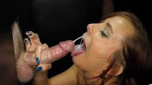 holly lace holly l s first-ever gloryhole video
