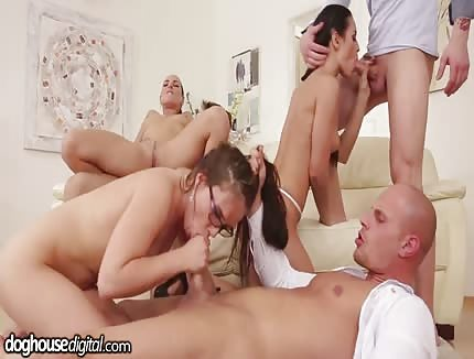 european fuck-a-thon with super-fucking-hot brunettes