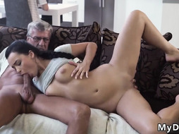 pussy smacked and teased