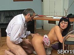 delighting 2 ultra-kinky lecturers on gotporn 10990516