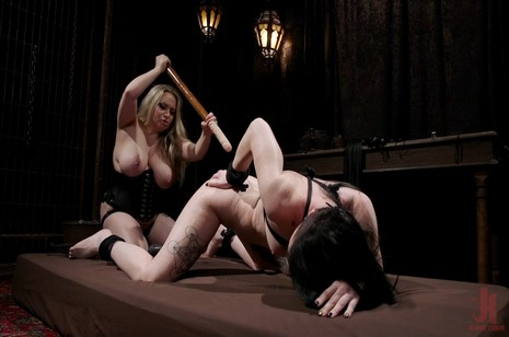 kink lashed butt lydia dark-hued is aiden starr s agony piggy