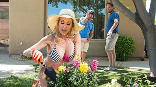 gardening killer mother brandi enjoy plumbs sonnie s friend