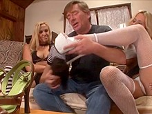 dissolute mommy i d like to pulverize s give fine footjob