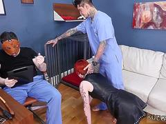 Messy bondage and rough extreme sex Analmal Training on GotPorn 11043866