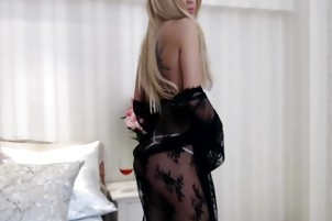 Cock Tease Stripper Fucks with You