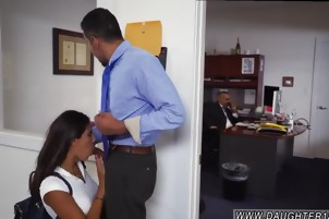 Step dad and pal's daughter workout fucking black raw xxx Bri