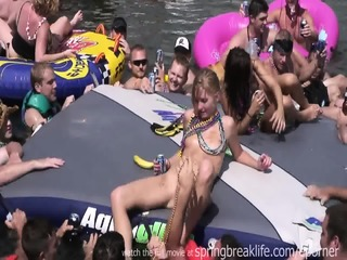 Sluts On A Raft