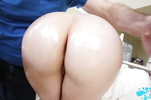 Jenna Ivory her bounce that ass on Bricks cock