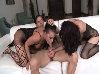 Adriana Chechik And Cytherea Battle Of Squirters