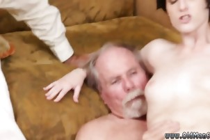 Old dad associate's daughter xxx She ends up banging both of