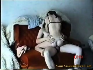Sex on the couch (Part 1)