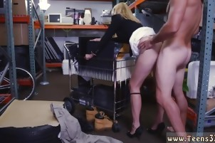 Nature milf Hot Milf Banged At The PawnSHop