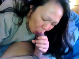Chinese Wife Knows How To A Cox
