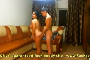 Bro Fucking Huge Boobs Latin Teenage Stepsister
