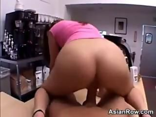 Asian Beauty Wants Dick Point Of View