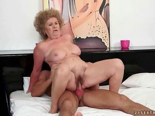 Lusty grandmas compilation blowjob