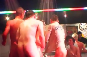 Loosing virginity party gay porn images and nude party men