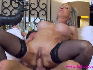 Big cock lover Brandi Love gives the best blowjob