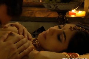 Indian Woman Has Sensual Sex In Temple With Guy