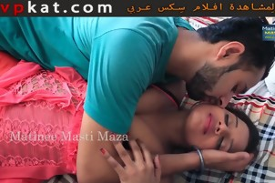 hind hot short indian girl attracted seduce his young neighbo