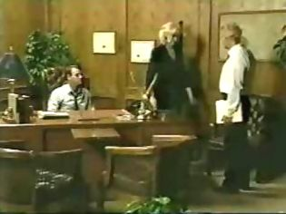 lady secretary fucking infront of her boss