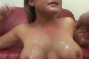 Gorgeous Blonde Taylor Gets Fucked Out Hard